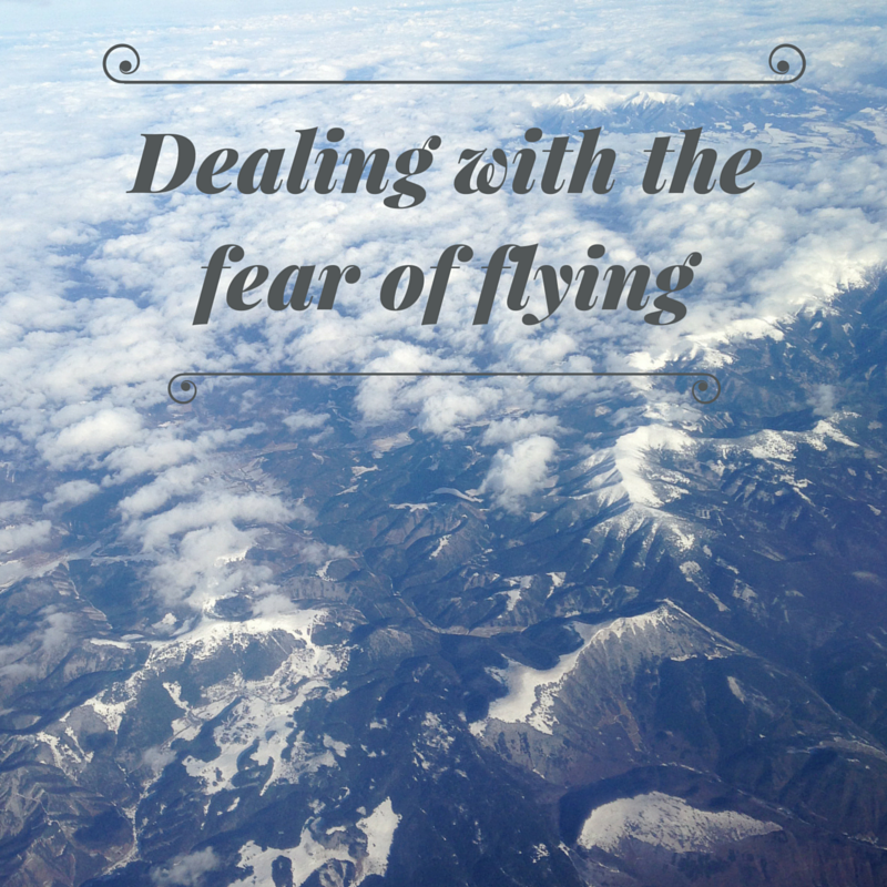 Dealing with the fear of flying